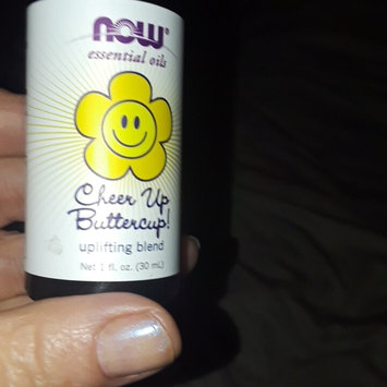 Photo of NOW Essential Oils Cheer Up ButterCup Uplifting Blend, 1 fl oz uploaded by Carla M.