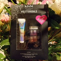 Nyx Professional Makeup 4-Pc. #GlitterGoals Set uploaded by D M.