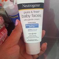 Neutrogena Pure & Free Baby Lotion uploaded by Perla d.