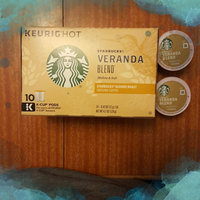 STARBUCKS® Veranda Blend® Mellow & Soft K-Cups® Pods uploaded by Somer A.