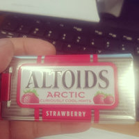 Altoids Arctic Curiously Cool Sugar Free Peppermint Mints uploaded by Joy P.