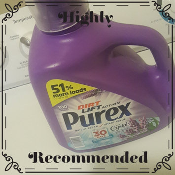 Photo of Purex® Dirt Lift Action® Fresh Lavender Blossom™ with Crystals Laundry Detergent 300 fl. oz. Jug uploaded by Melissa G.