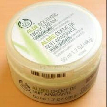 Photo of THE BODY SHOP® Aloe Soothing Night Cream uploaded by Nay J.