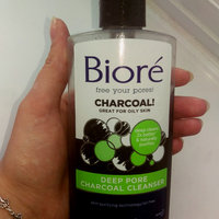 Bioré Deep Pore Charcoal Cleanser uploaded by Raluca Elena B.