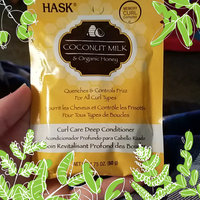 Hask Coconut Milk & Organic Honey Curl Care Deep Conditioner uploaded by Stephanie H.