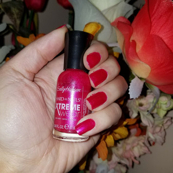Photo of Sally Hansen® Hard As Nail Xtreme Wear Nail Color uploaded by D M.