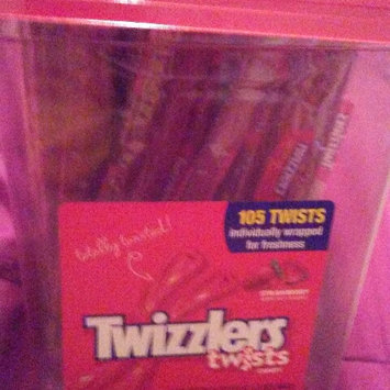 Photo of Twizzlers Bites Strawberry Filled Twists uploaded by D'sherlna R.