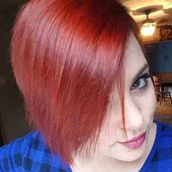 Photo uploaded to Vidal Sassoon Pro Series Hair Color, 6RR Runway Red, 1 kit by Jessica Q.