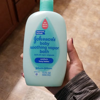 Johnson's ® Baby Bath Soothing Vapor uploaded by Luz R.