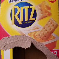 Nabisco RITZ Handi-Snacks Crackers 'n Cheesy Dip uploaded by naf C.