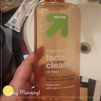 Photo of up & up Facial Cleanser - Morning Burst - 8 oz uploaded by Carla M.