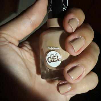 Photo of Sally Hansen® Miracle Gel™ Nail Polish uploaded by Gisselle C.