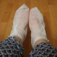 SEPHORA COLLECTION Foot Mask Almond 1 pair uploaded by Guylaine D.