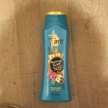 Photo of Tone® Brazilian Glam™ Brazil Nut Oil & Maracuja Nourishing Body Wash 16 fl. oz. Bottle uploaded by Brittney T.