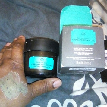 Photo of The Body Shop Charcoal Face Mask uploaded by Raine d.