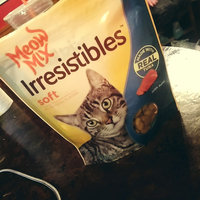 Meow Mix® Irresistibles™ Soft Tuna Cat Treats 3 oz. Stand Up Bag uploaded by Panda P.