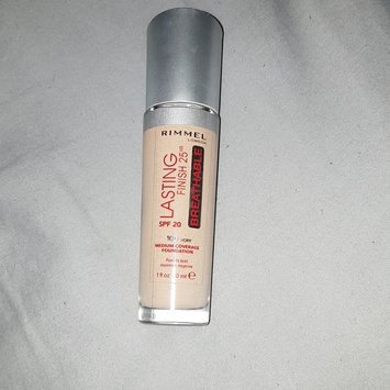 Photo of Rimmel London Lasting Finish Breathable Foundation uploaded by Jessica r.