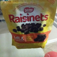 Nestlé RAISINETS Milk Chocolate Real Fruit uploaded by Shakeria D.