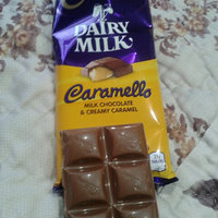 Cadbury Dairy Milk Caramello Milk Chocolate & Creamy Caramel uploaded by Michelle L.