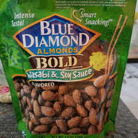 Blue Diamond® Bold Wasabi & Soy Sauce Almonds uploaded by Virginia L.