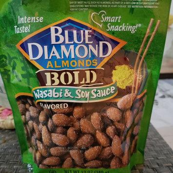 Photo of Blue Diamond® Bold Wasabi & Soy Sauce Almonds uploaded by Virginia L.