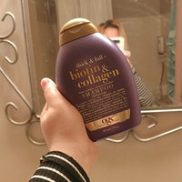 OGX® Biotin & Collagen Shampoo uploaded by Sophie P.