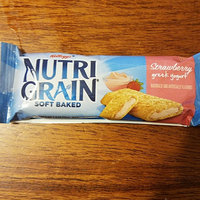 Kellogg's Nutri-Grain Strawberry Yogurt Cereal Bars uploaded by Kim P.