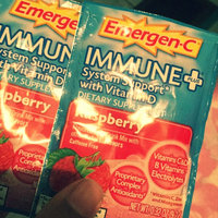 Emergen-C Immune+ System Support* with Vitamin D Blueberry-Acai uploaded by Caribbean B.