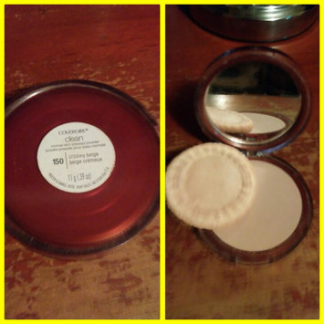 Photo of COVERGIRL Simply Powder Foundation uploaded by Danielle C.