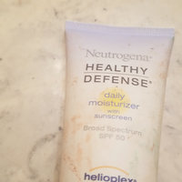 Neutrogena® Healthy Defense® Daily Moisturizer with Sunscreen Broad Spectrum SPF 50 uploaded by Semaria S.