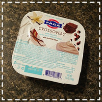 Fage® Crossovers™ Vanilla Blended with Brownie Bites Low-Fat Greek Strained Yogurt 5.3 oz. Container uploaded by Joanne H.
