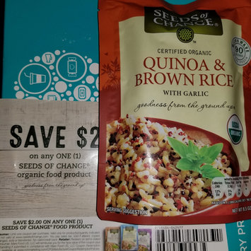 Photo of Seeds of Change Organic Quinoa and Brown Rice, 8.5 Ounce, 6 Count uploaded by Toni Marie D.