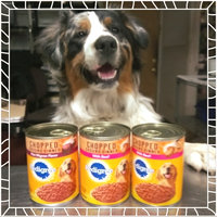 Pedigree® Chopped Beef Meaty Ground Dinner Dog Food uploaded by Sabrina Hernandez H.