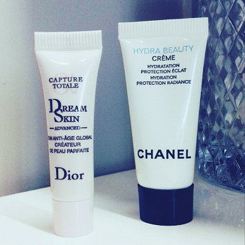 Photo of Chanel Hydra Beauty Hydration Protection Radiance 50g/1.7oz uploaded by Elke D.