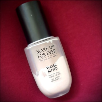 Photo of MAKE UP FOR EVER Water Blend Face & Body Foundation uploaded by Indy K.