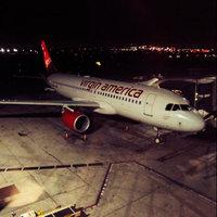 Virgin America uploaded by Anukriti J.
