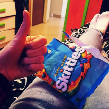 Photo of Skittles® Original Fruit Candy uploaded by Tiffany J.