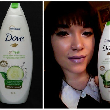 Photo of Dove Go Fresh Cool Moisture Body Wash uploaded by Amber G.