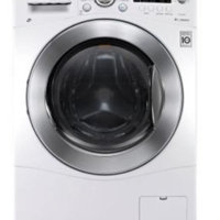 LG Electronics 2.3 cu. ft. Washer and Electric Ventless Dryer in White uploaded by Rachid L.