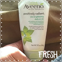 Aveeno Positively Radiant Skin Brightening Daily Scrub uploaded by Sabrina H.