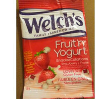 Welch's® Strawberry Fruit 'n Yogurt™ Snacks uploaded by Wndeyose F.