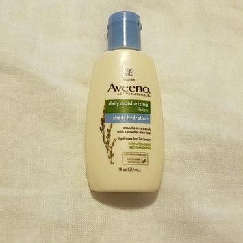 Photo of Aveeno® Daily Moisturizing Lotion uploaded by Stephanie K.
