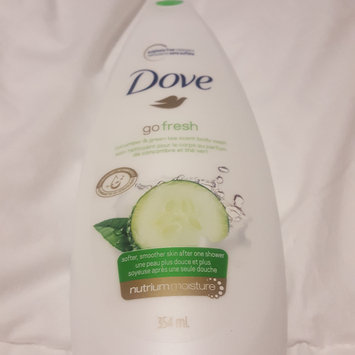 Photo of Dove Go Fresh Cool Moisture Body Wash uploaded by Chantal L.