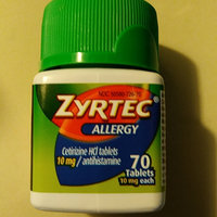 Zyrtec Allergy Tablets uploaded by Lisa M.