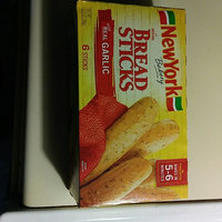 New York Brand Original Bread Sticks with Real Garlic - 6 CT uploaded by Lisa M.