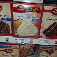 Betty Crocker™ Super Moist™ Delights French Vanilla Cake Mix uploaded by Layal L.