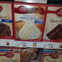 Betty Crocker™ Super Moist™ Delights French Vanilla Cake Mix uploaded by Layal L.