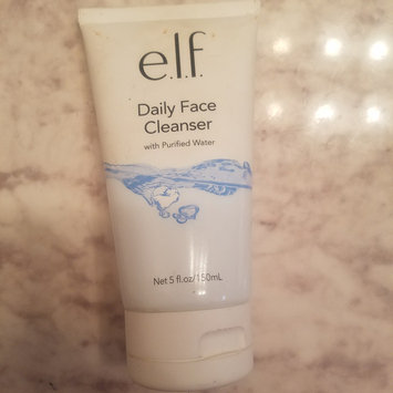 Photo of e.l.f. Daily Face Cleanser uploaded by ozz a.