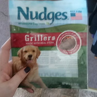 Nudges® Steak Grillers Wholesome Dog Treats uploaded by Abbi L.