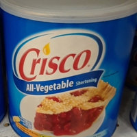 Crisco All-Vegetable Shortening uploaded by Rachid L.